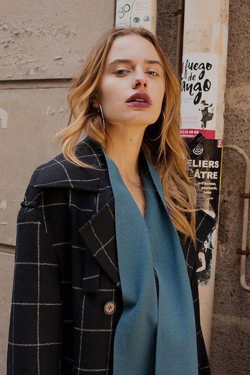 Соня Есьман представила парижский шик в в лукбуке I Am Studio Resort 2017 - журнал о моде Hello style