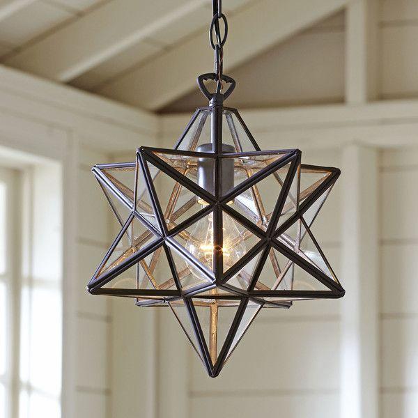 Charlton 1 light foyer pendant
