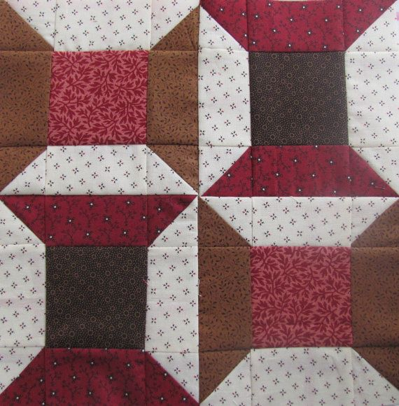 Quilt Doodle May BOM 2013 PDF Pattern by quiltdoodledesigns, $1.99