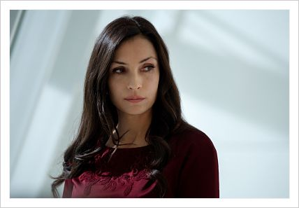 Hemlock Grove Cast Interviews With Eli Roth And Famke Janssen-Part 1
