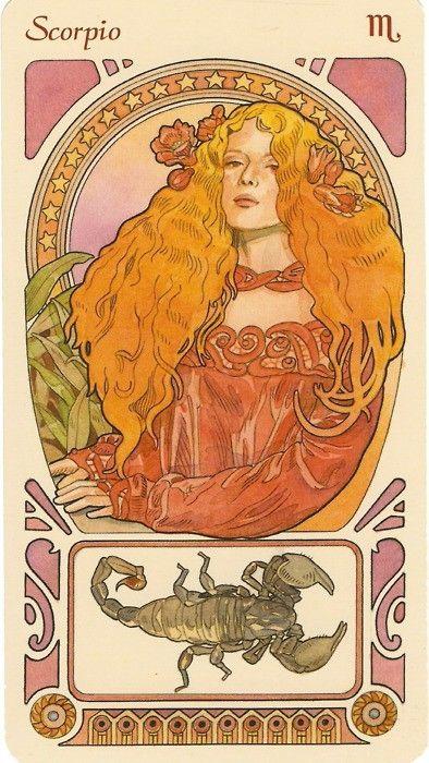 Antonella Castelli: Scorpio, from the Astrological Oracle