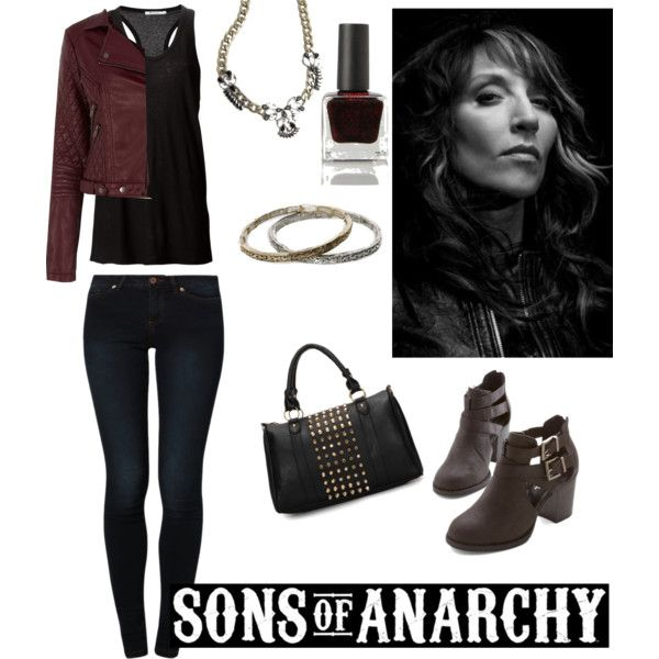 """Sons Of Anarchy -Gemma"" by samantha-hanlon on Polyvore"