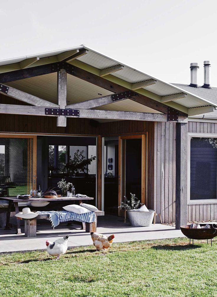 12 best Ossature bois images on Pinterest Arquitetura, Rooftops - Construire Une Maison De 200m2