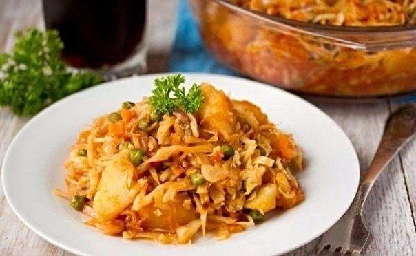 Ragout Of Squash And Zucchini Recipe