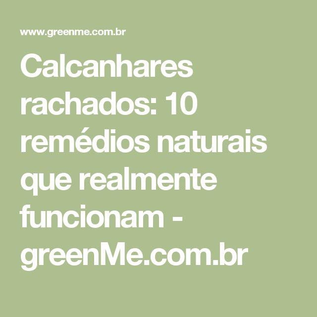 Calcanhares rachados: 10 remédios naturais que realmente funcionam - greenMe.com.br