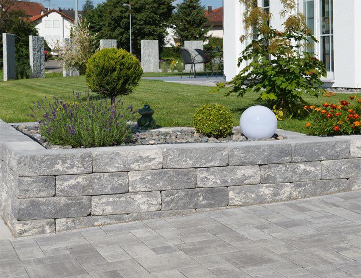 Produkte Vermont®-Bruchsteinmauer KANN Baustoffwerke Garten - mauersteine antik diephaus