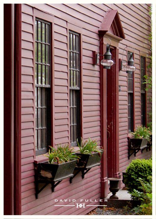 Best 25 Red House Exteriors Ideas On Pinterest Exterior