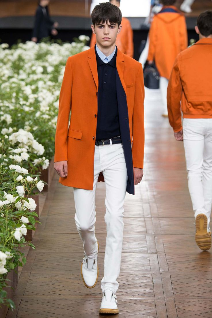 35ee874acc678 Dior Homme Spring 2016 Menswear - Collection - Gallery - Style.com