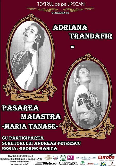 Miercuri, 18 Noiembrie 2015, ora 19:00, Casa de Cultura a Sindicatelor, Constanta