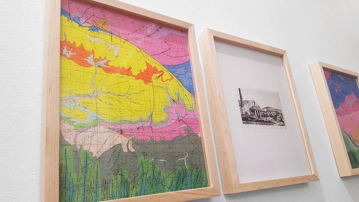 """""""Imón 01"""" (de la serie Na CI), Alberto Franco DÍaz en """"El mapa y el territorio"""" #Exposición #CámaraOscura #Madrid #Arte #ArteContemporáneo #ContemporaryArt #Arterecord 2017 https://twitter.com/arterecord"""