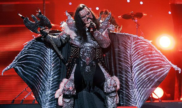 """Eurovision's Greatest Hits: Wiwi Jury reviews Lordi with """"Hard Rock Hallelujah"""""""
