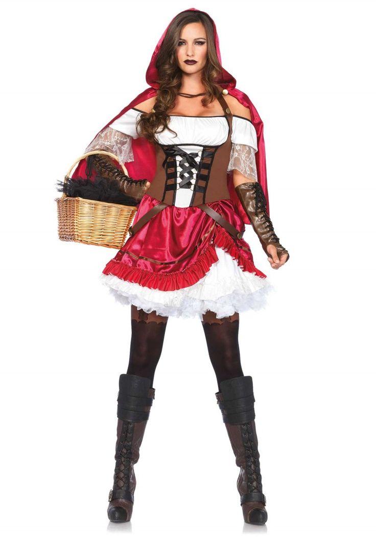 Lázadó Piroska jelmez Ajánljuk olyan jelmezes rendezvényekre ahol egy mese karaktert kell megformálnod, illetve farsangi rendezvényekre is kényelmes viselet.