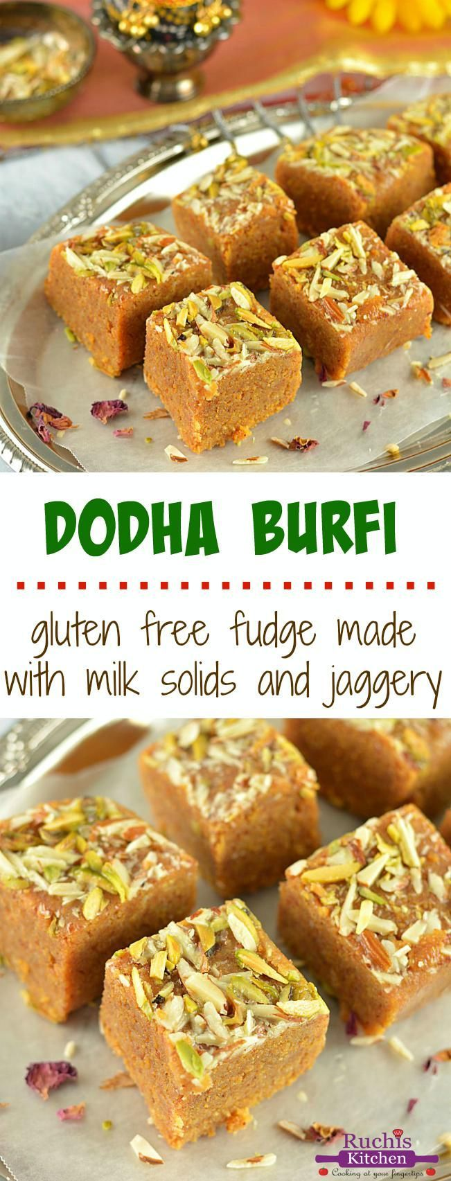 Dodha burfi recipe is a yummy and delicious treat perfect for any special occasion. A Gluten-free traditional Indian sweet made with just 3 simple ingredients!