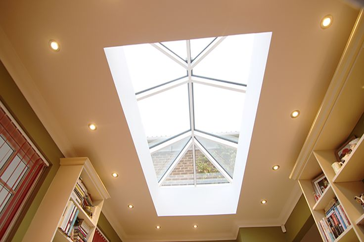 Roof Lanterns have gained huge popularity over the last 3 years.  There is a vast array of products to choose from in either Hardwood, uPVC or Aluminium.