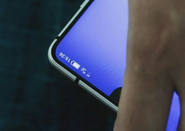 Sharp Siapkan Ponsel Bezeless Baru dengan Desain Lebih Menarik dan Spesifikasi Mumpuni