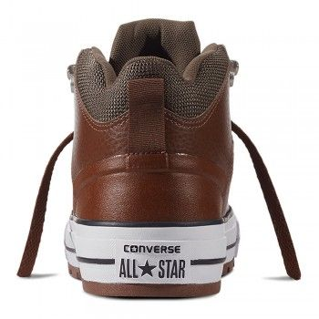 Converse Herren Sneaker Chuck Taylor All Star Street Boot High braun