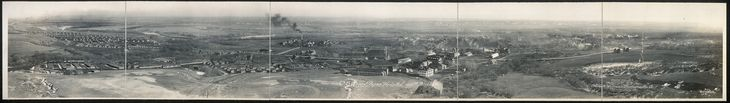 U.S. Army Base Hospital, Funston and Ft. Riley, Kans. 1919