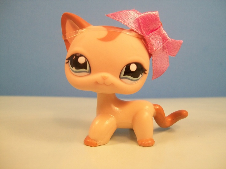 Littlest Pet Shop New Cat 1024 this cat is awesome