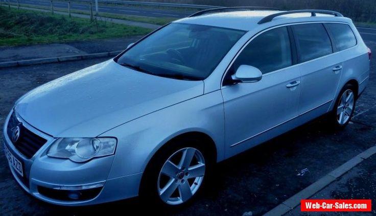 VW Passat 2.0 tdi Sport 4motion estate 4WD #vwvolkswagen #passat #forsale #unitedkingdom