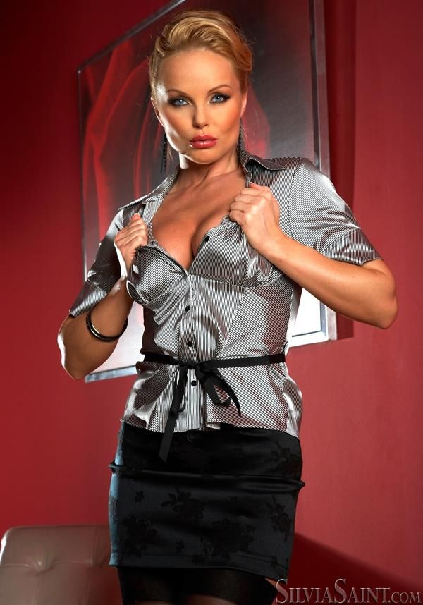 Silvia Saint | Provocative Sexy Classy | Pinterest | Celebs
