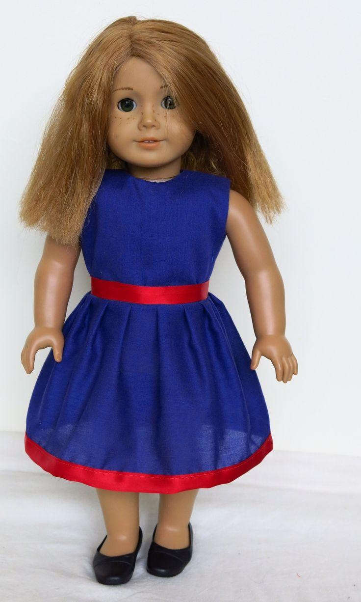 66 besten American Girl Doll Clothes - Dresses Bilder auf Pinterest ...