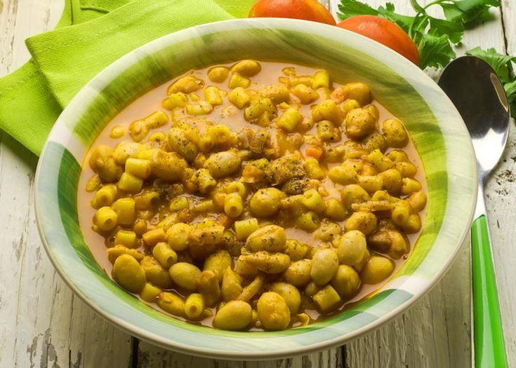 Pyszna zupa minestrone