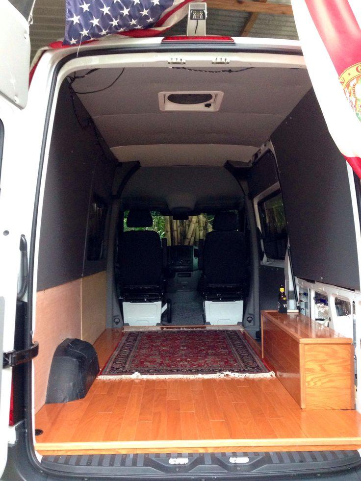 Interior Panel Installation Sprintervan Mercedez Mercedes Sprinter Van Conversion Our