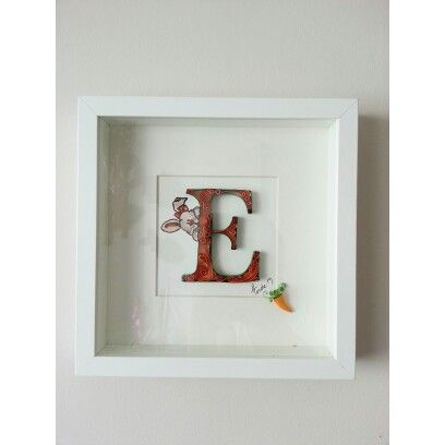 Instagram : handesanat  Facebook : handesanat  Quilling   letter  E