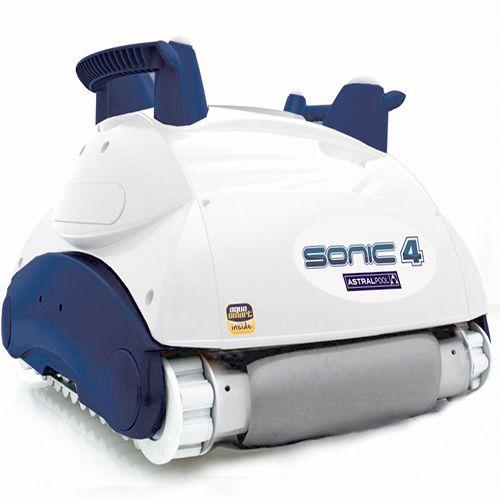 Αυτόματη σκούπα πισίνας Sonic 4