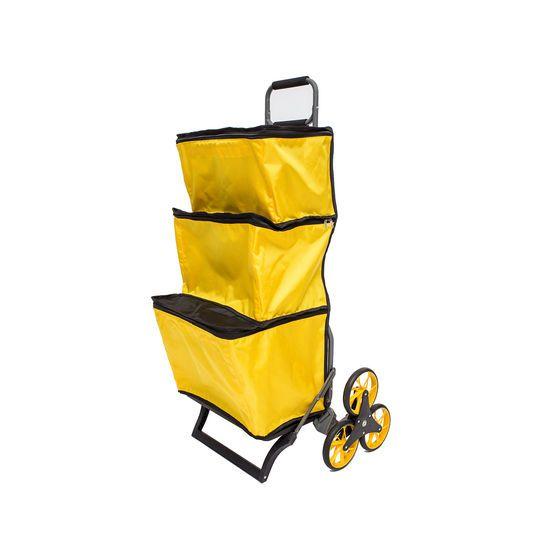 UpCart Pro Shopper Folding Cart with Wheels