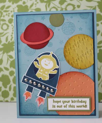 by Heather Summers, Stamp with HeatherCards Ideas, Cards Baby'S Kids, Cards Scrapbook, Kids Cards, Cards By Heather Summers, Spaces Cards, Kids Birthday Cards, Cards Kids, Cards Create