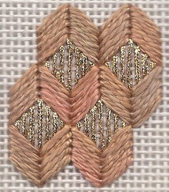 The Fancy stitch is a stunning decorative stitch that is very effective when using two different threads. It looks especially good when us...