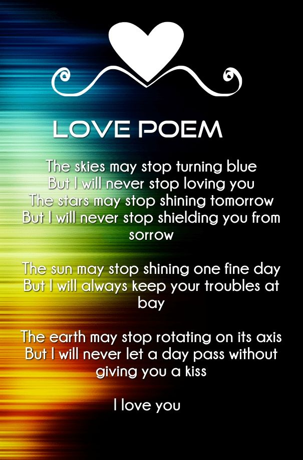 Love Quotes For Him By Famous Poems : new love poems for him Love Quotes for Her from The Heart ...