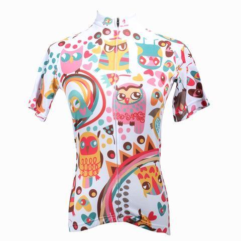 PALADIN Women's Owl Cycling Jersey