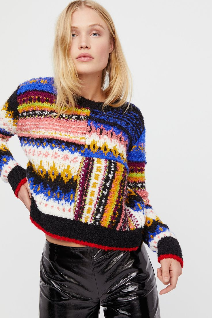 Shop our Best Day Ever Sweater at Free People.com. Share style pics with FP Me, and read & post reviews. Free shipping worldwide - see site for details.