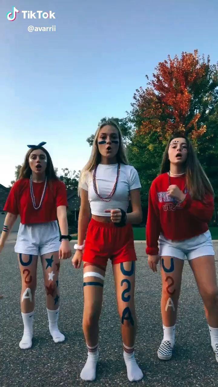 Tik Tok Viral Funny And Cute Video Dance Videos Tik Tok Spirit Week Outfits