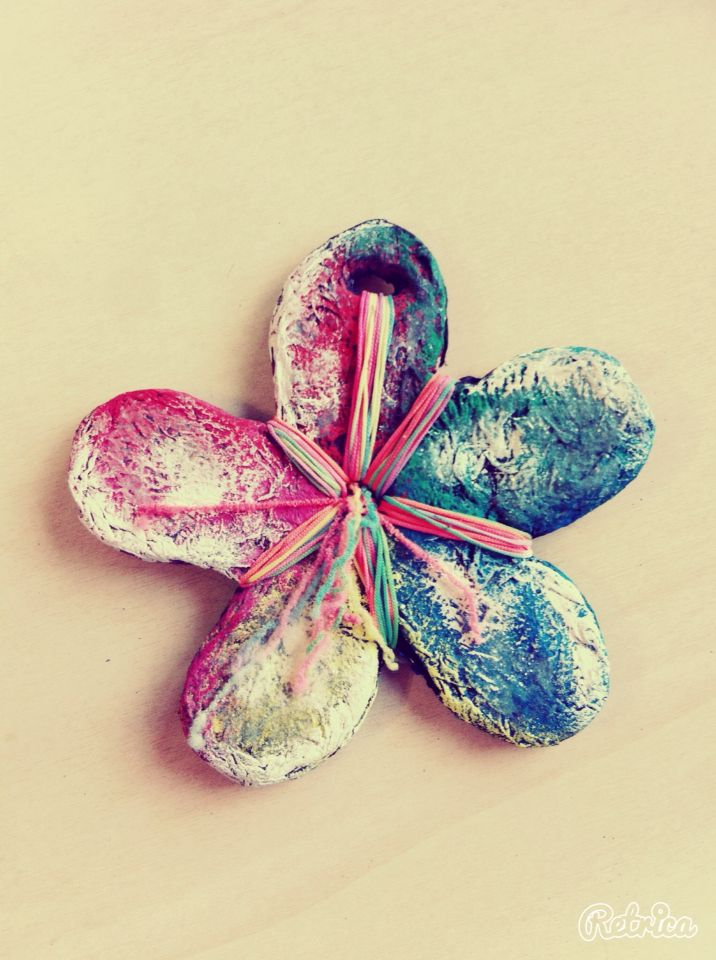Rainbow flower ❤️