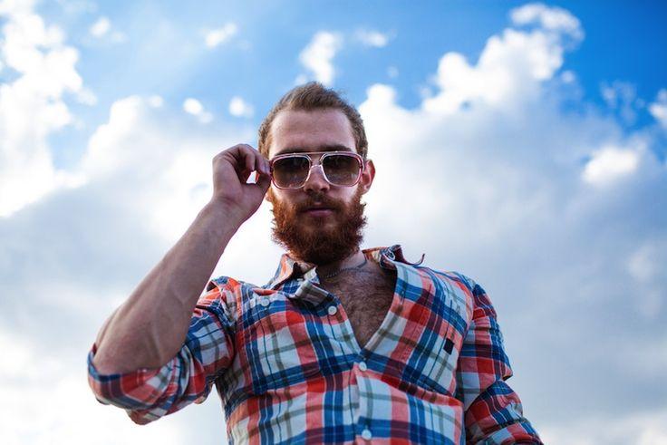 A full, bushy beard is a sought-after trait for many men.