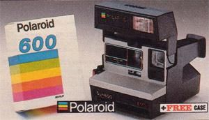 Polaroid Camera - 80s Electricals, Cameras | Stuff from the 80s