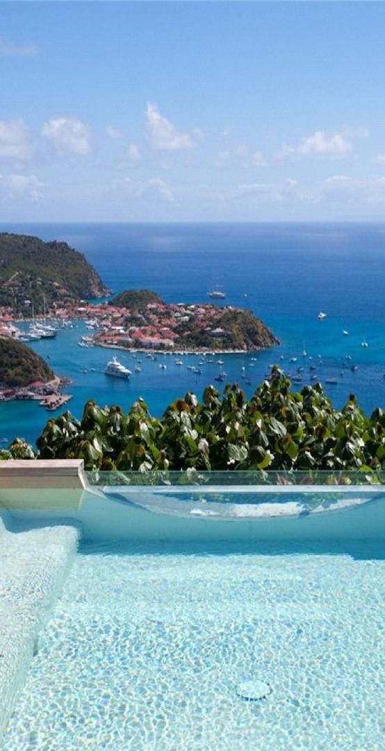 St. Barts - one of the most stunning places in the world! Hope to return with my sweetie one day....