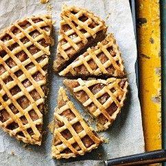 Shelina Permalloo's Banana Lattice Pie