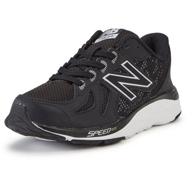 New Balance New Balance Kj790V6Y Childrens Running Trainers (115 ILS) ❤ liked on Polyvore featuring shoes, sneakers, new balance, new balance shoes, new balance footwear, new balance sneakers and new balance trainers