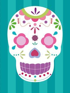 dia de muertos - my favorite holiday!