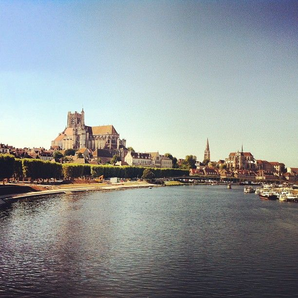 #Auxerre #Yonne #Bourgogne