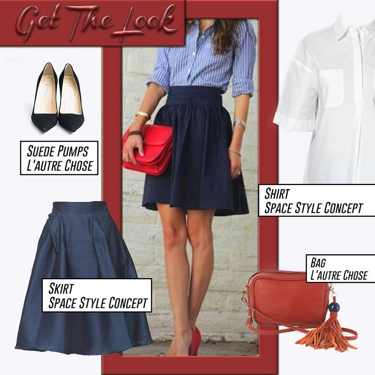 Get The Look with our designer products! Shirt: http://www.geelist.gr/en/eshop/show/&tid=10888 Skirt: http://www.geelist.gr/en/eshop/show/&tid=10889 Bag: http://www.geelist.gr/en/eshop/show/&tid=10938 Shoes: http://www.geelist.gr/en/eshop/show/&tid=10330