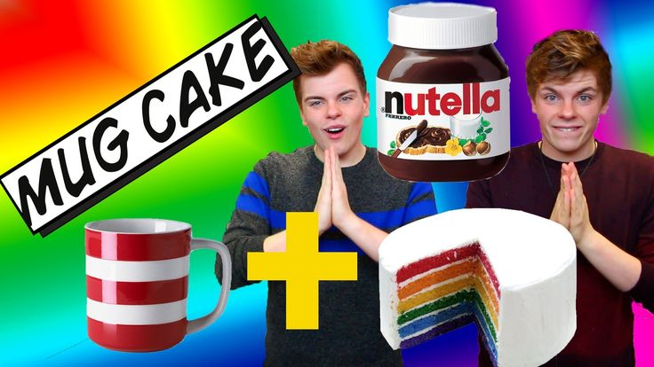 Learn how to make a cake... in a mug! WITH Nutella! http://youtube.com/nikinsammy http://twitter.com/nikinsammy http://facebook.com/nikinsammy
