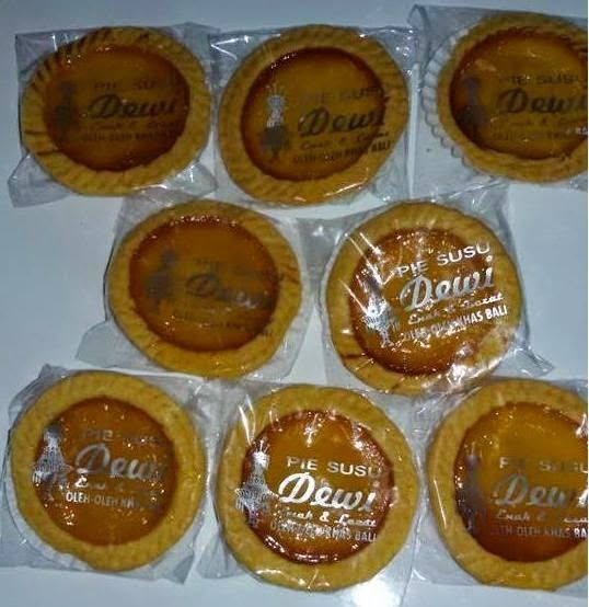 Pie susu bali: Pusat Oleh Oleh Makanan Di Denpasar