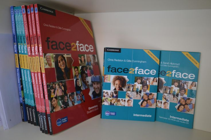 Face2face Cambridge English
