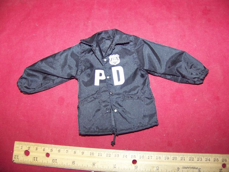 1/6 Scale Dragon NYPD Police Jacket