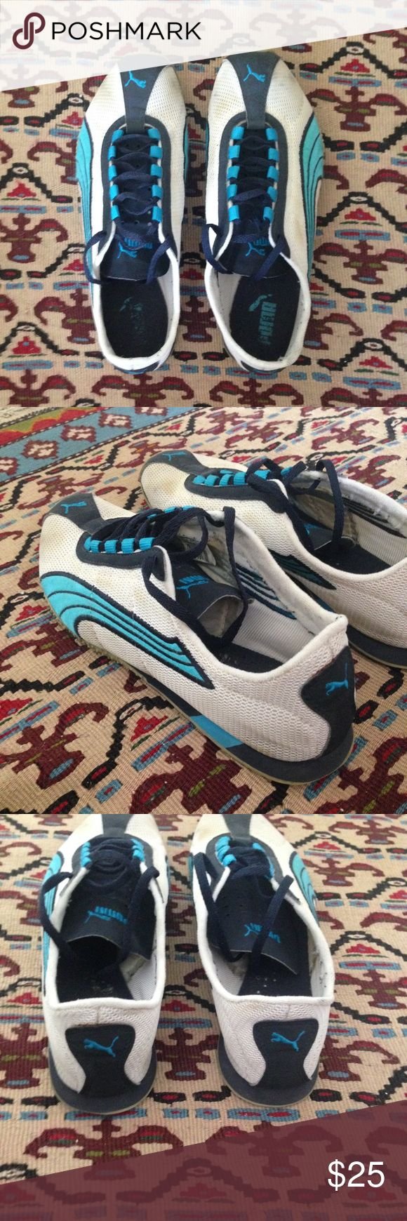 Lightweight Puma Sneakers This is Men Puma Sneaker Men size 9 Gently worn Puma Shoes Sneakers